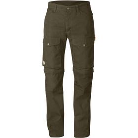 Fjällräven No. 1 Pantalon guêtre Homme, dark olive